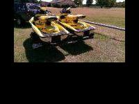 have up for sale a pair of 97 SEADOO XP they were top