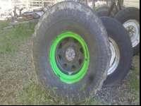 Need to sell 6 tires and 4 wheels all in pretty good