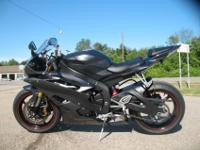 2007 Yamaha YZF-R6 in CharcoalThe most advanced