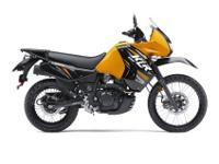 2013 KAWASAKI KLR 650.CANDY METALLIC GREEN .Top-Selling