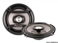 6 1/2 -inch Car Audio 2-way Speakers (Pair)