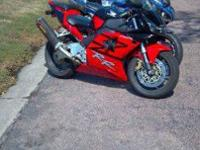 I have for sale a 2005 yamaha r1 completely custom
