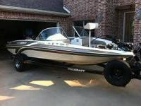1999 Procraft fish/ski combo boat, 120 merc, built in