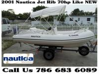 2001 Nautica Jet Boat Fror Sale From $8500 to $6500
