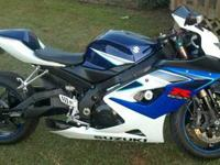 I HAVE A 2006 GSXR-1000 WITH 18K MILES. IT RUNS AND