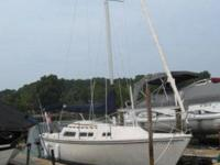 Catalina 25 - $6500 25' Tall Rig (30' mast as opposed