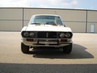 1972 Mazda Rx2 Sedan Good Condition. Rebuilt 12A rotary