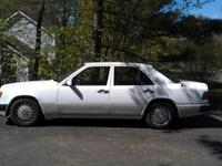 Be the owner of this 1991 Turbo Diesel Mercedes Benz!-