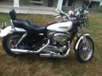 2006 Harley Davidson Sportster XL 1200L for sale.