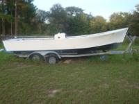 Selling commercial fishing and crabbing boat. this boat
