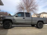 2000 chevy silverado -173k miles, changes due to daily