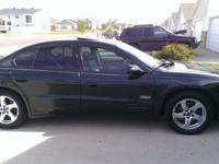 Selling my 2002 Pontiac Bonneville SSEI (supercharged)