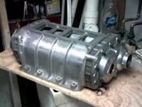 "6-71 Blower Can be mounted on any V8, """"with"