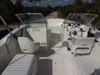 I have a 20' 1996 Seaswirl striper DC 2100 powered by a