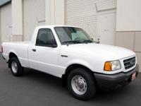 2002 Ford Ranger Shortbed, 2.3L 4 Cyl, AT, AC, PS, PB,