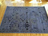On this Sphinx Revival rug / carpet, the trendy