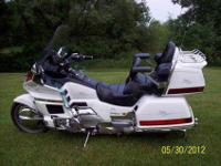 I have a 1996 Honda Goldwing GL1500SE that belong to my