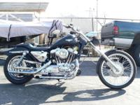 For Sale - 1997 XL1200C Sportster this is a one of a