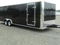 Stock 18654 Type Code CTST Type Enclosed Car Trailer