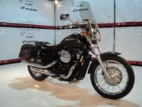 "This 2010 Honda Shadow ""RS"" looks brand new, has only"