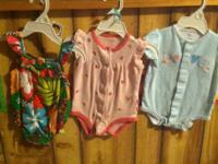 I have a few 6-9 month girl items for sale  All in