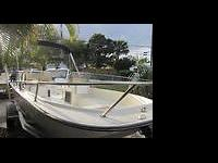 This is a 1989nbsp McKee Craft Dual Console Model
