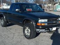 This is my 2003 Chevrolet S10 ZR2 4wd automatic