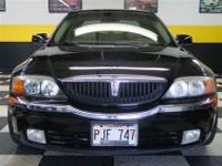 This 2002 LINCOLN LS four door four door Sedan V6 Auto