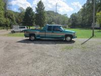 This is a 1995 Chevy Dually, 116K actual miles in