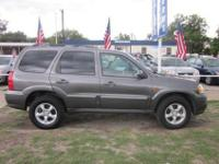 2005 Mazda Tribute, great gas saving SUV with only