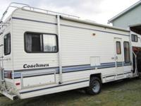 Selling a 1992 Coachman Catalina Sport E350 Class C