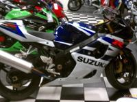 I currently have a 2004 Suzuki Gsx-r 1000 available for