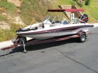 2000 ProCraft Combo with 150 Merc Optimax. This boat is