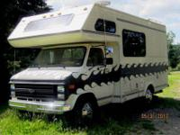 Great motorhome in nearly new condition...39,000 actual