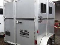 Model 2HSLWPSMEXT Stock BS401520 Type Horse Trailers