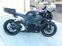 2009 CBR 600rr.Meticulously taken care of, includes all