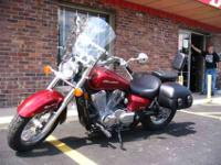 2011 Honda Shadow Aero VT750 $6999 1501 Miles It has