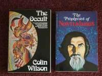 6 adult haunted Halloween witches ghost occult books 1.