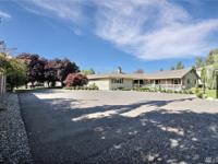 Remodeled rambler on a half acre lot, landscaped 2013,