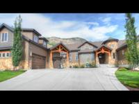 Executive Custom Built Park City style home, loaded