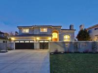Beautiful executive style home is Cupertino.