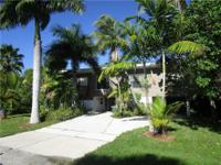 One of the coolest homes on Fort Myers Beach, this 1952
