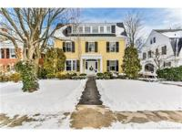 Elegant Center Hall Colonial located in the heart of