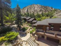 Secluded mountain estate on 67 acres of soaring