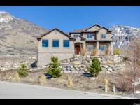 Custom 2-Story home in the foothills located in a quiet