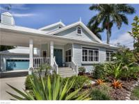 Key West Style 2-story pool home build 1996 in the