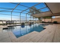 Awesome lakefront home with incredible sunsets from the