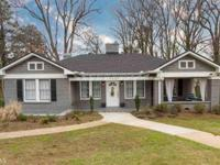 Charming and fully renovated ranch on a finished