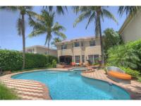 Unique 6-room/4.5-bath house on the intracoastal w/