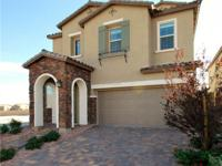 Come see this one of a kind brand new Skye Canyon Home.